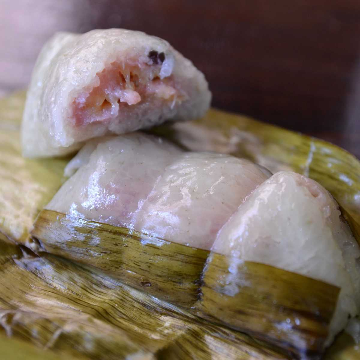 Steamed Sticky Rice, Food in Hong Kong