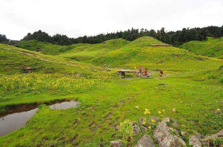 Khaptad National Park, National parks in Nepal