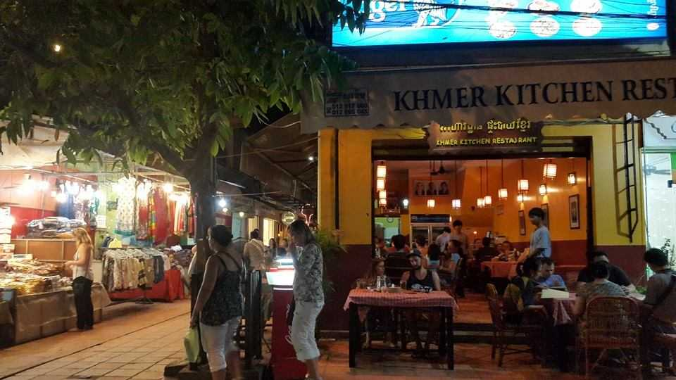 Khmer Kitchen Restaurant