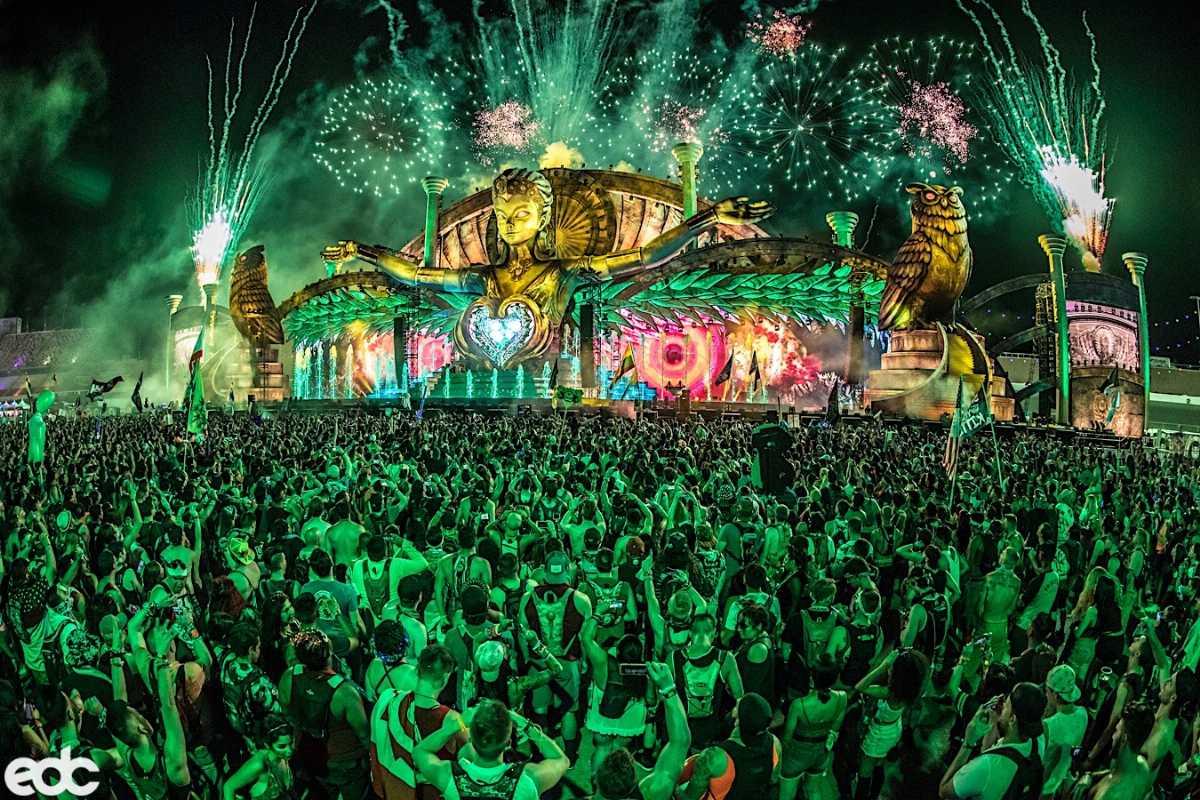 EDM music festival india best electric daisy carnival delhi