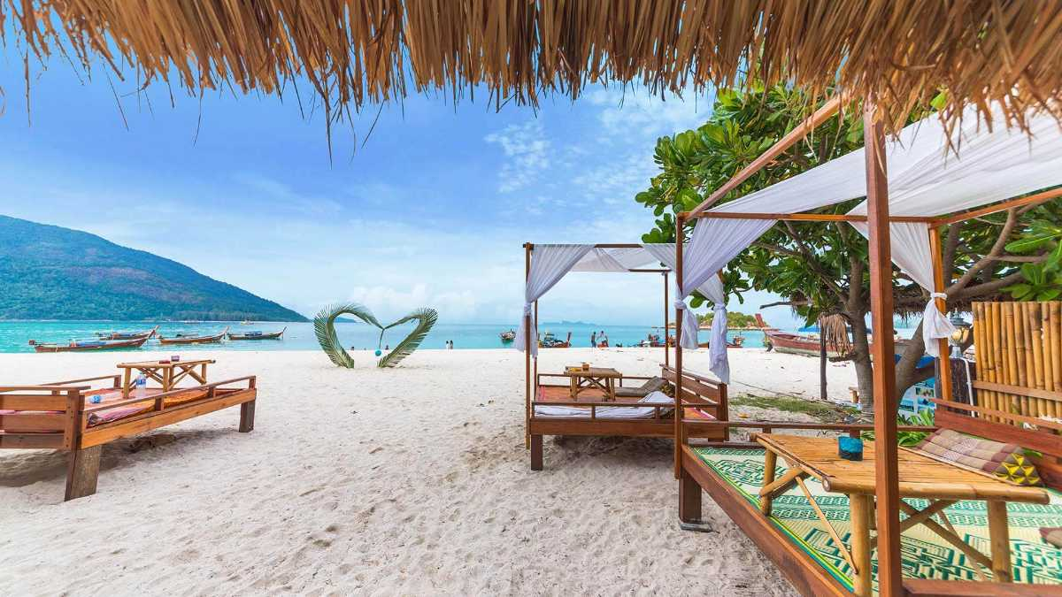 Koh Lipe Beach Resort on Sunrise Beach