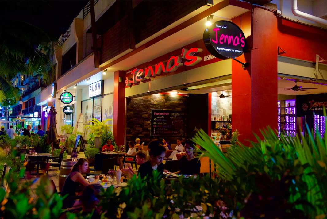 Jenna's Restaurant & Wine, Krabi