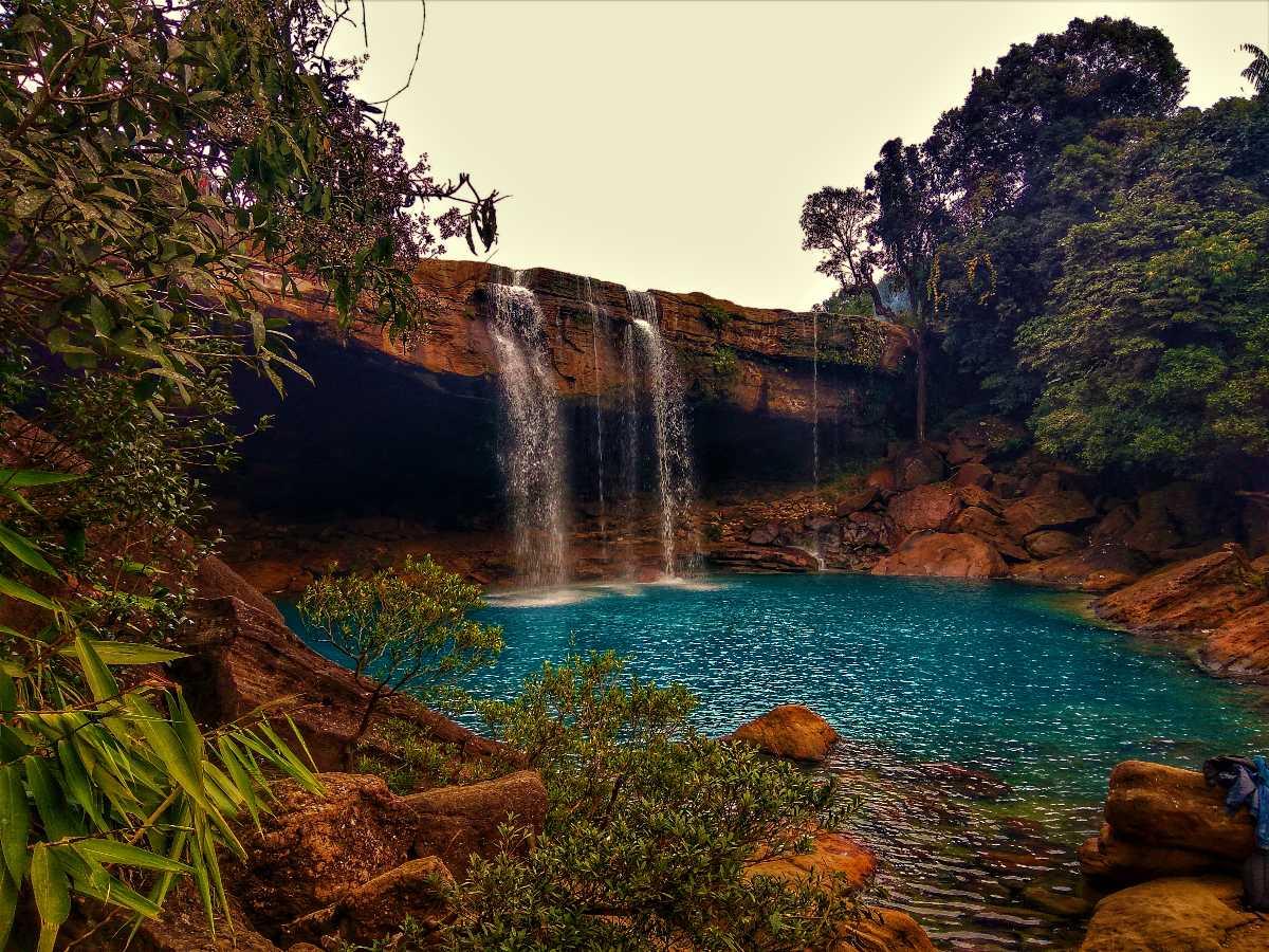 Krang Suri Waterfalls, Jaintia Hills, Meghalaya