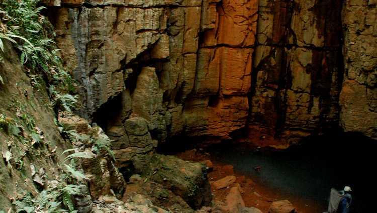 Krem Kosati Cave, Meghalaya