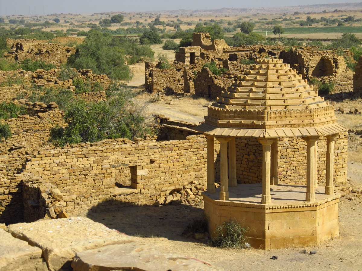 Kuldhara, Most Dangerous Places in India