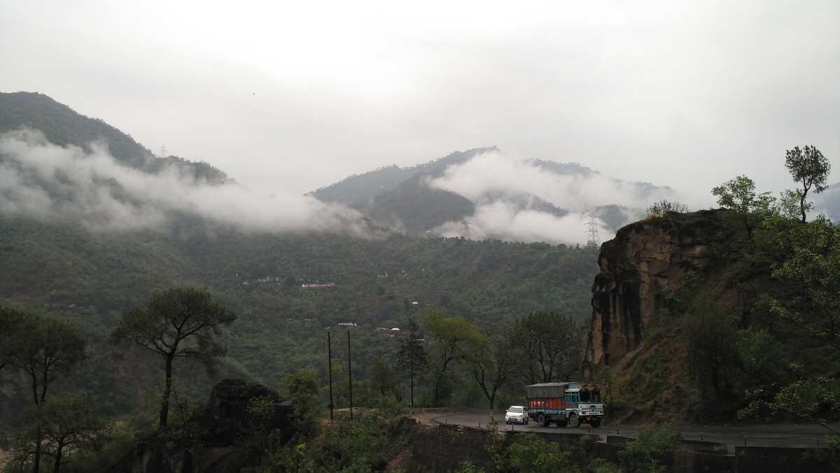 Kullu Manali in Monsoon