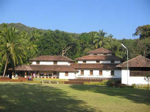 Kuvempu House in Kuppalli near Thirthahalli