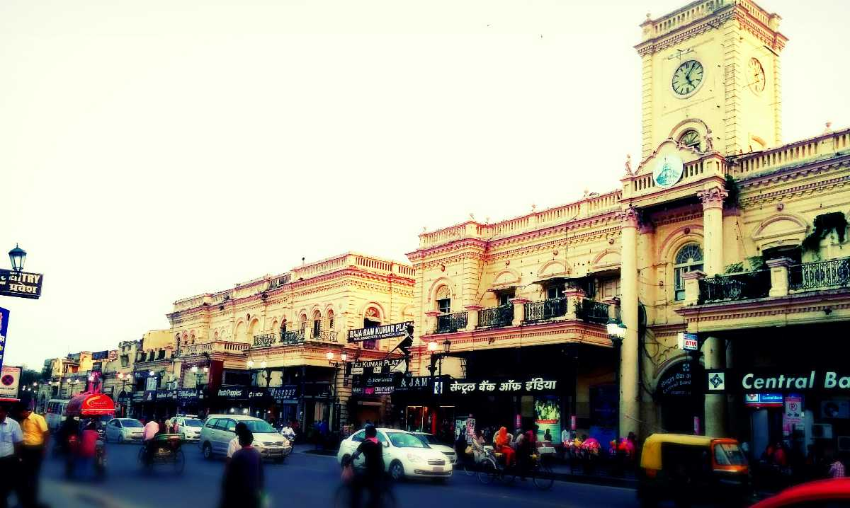 Hazratganj, Shopping in Lucknow