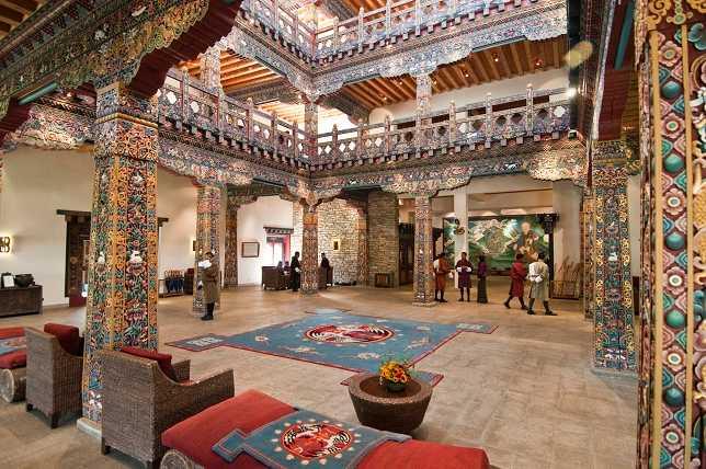 Luxury Hotels in Bhutan