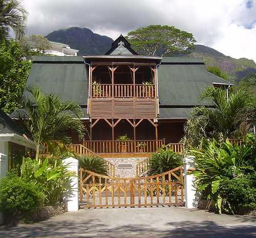 Kenwyn House, History of Mahe
