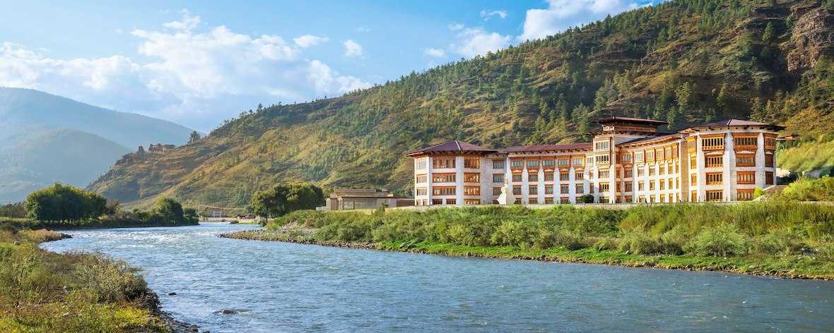 Luxury Hotels in Bhutan, Le Meridien Paro