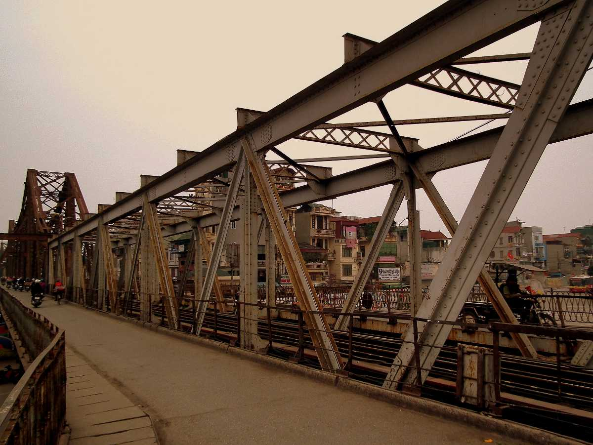 Long Bien Bridge, Interesting Facts About Hanoi