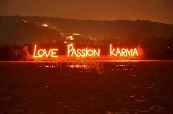 Love Passion Karma, Nightlife at Goa
