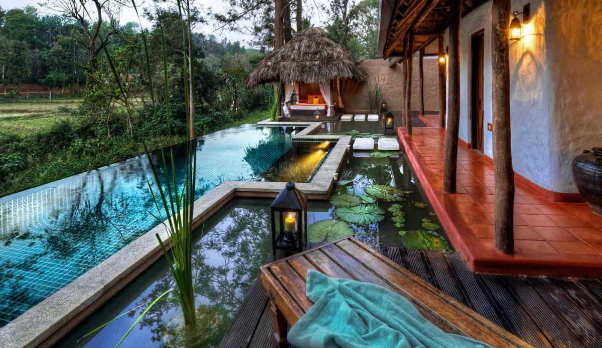 Lily Pool Villa