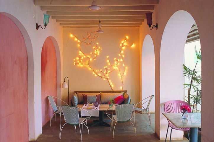 La Maison Rose, Cafes in Pondicherry
