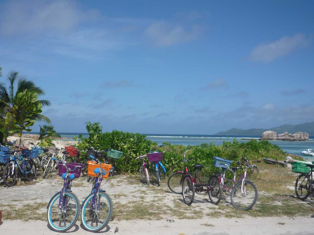 Bicycles, Commuting within Seychelles