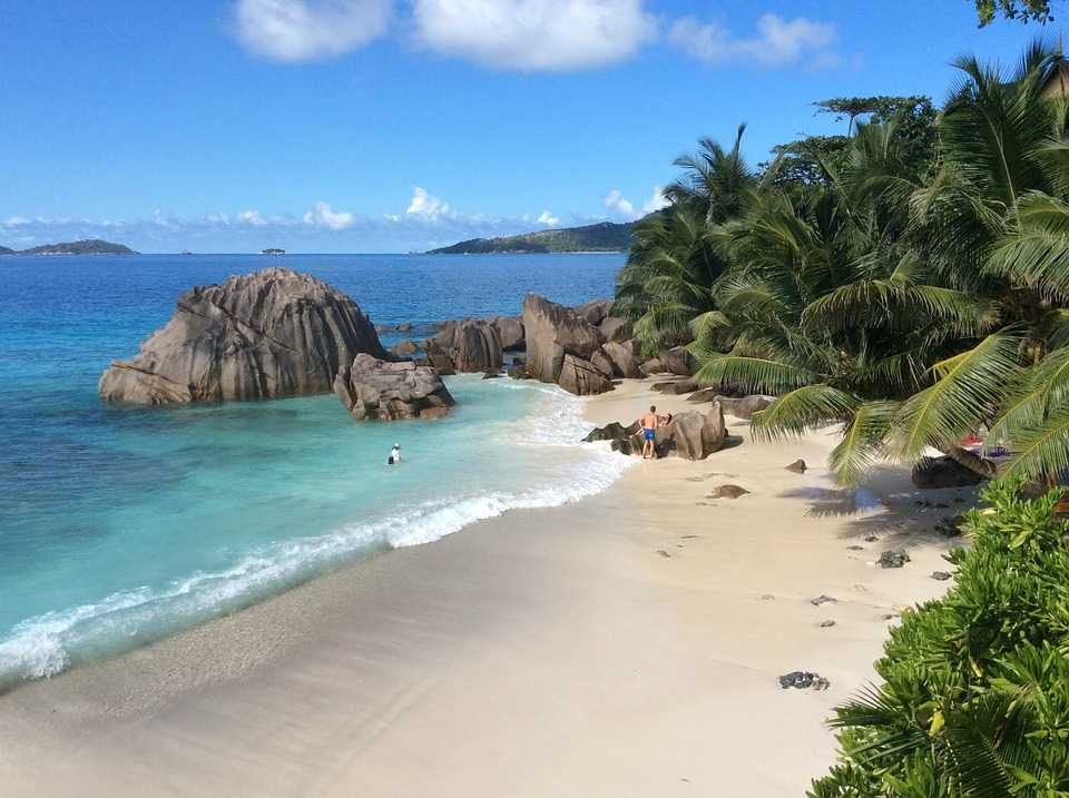 La Digue Island, Seychelles weather in september
