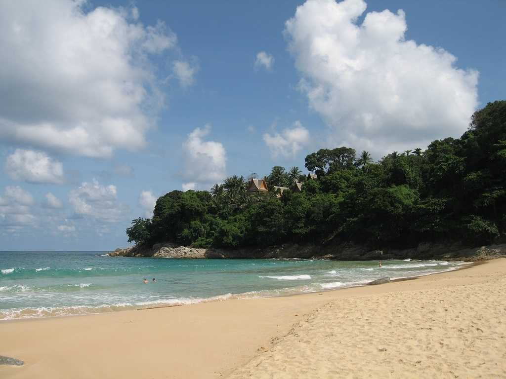 Laem Singh Beach, Snorkelling in Phuket