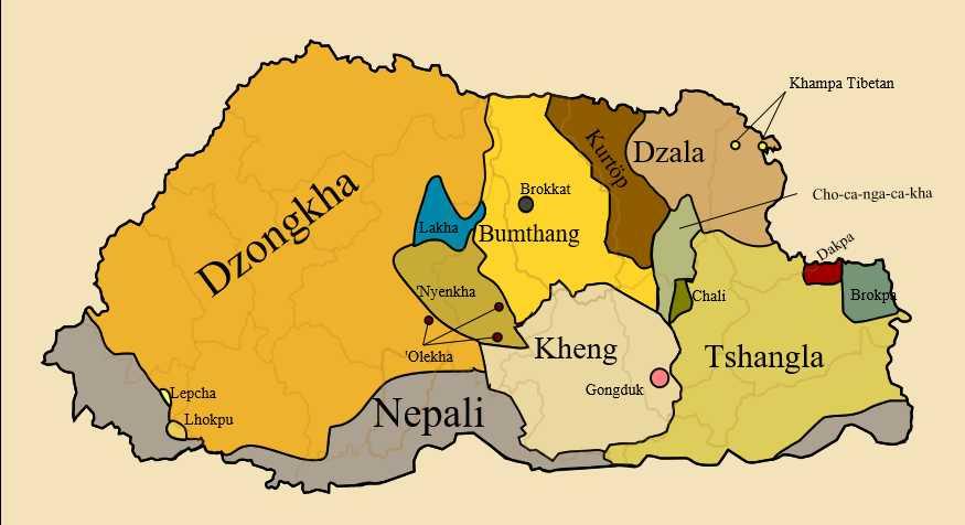 Languages of Bhutan