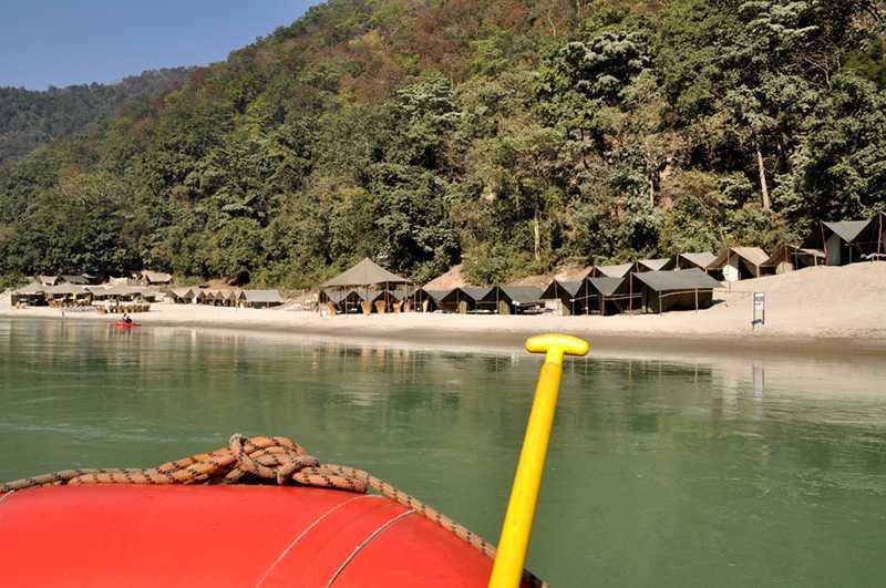 Leopard Beach Tented Camp, Camps in Rishikesh