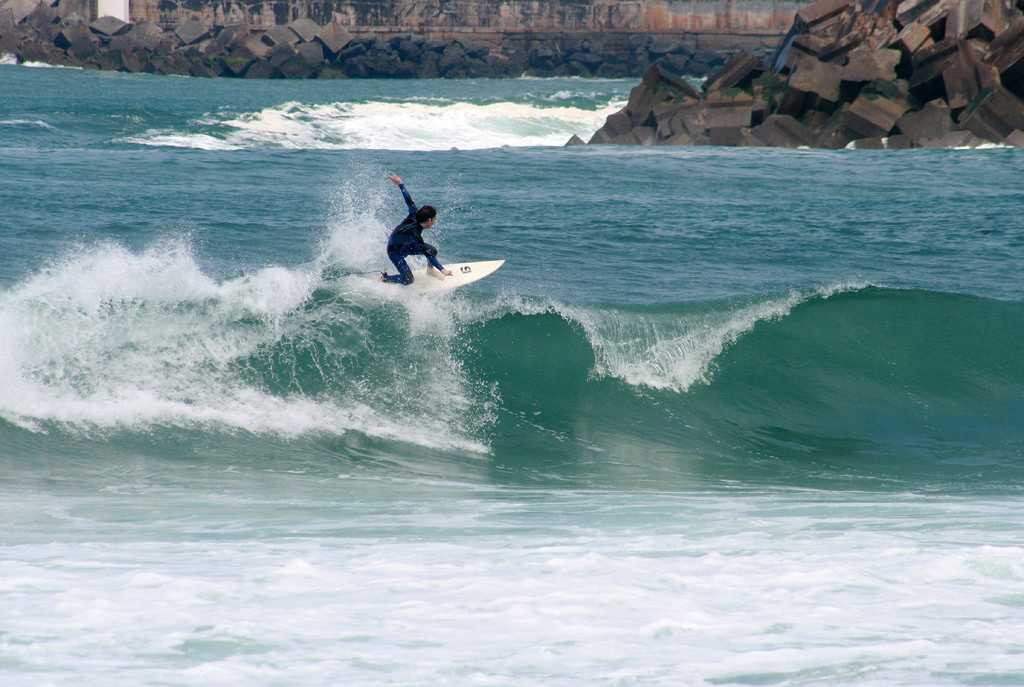 Les Cavaliers, Anglet, France, Best Surfing Spots In The World