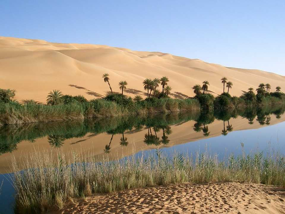Libya, Hottest Places In the World