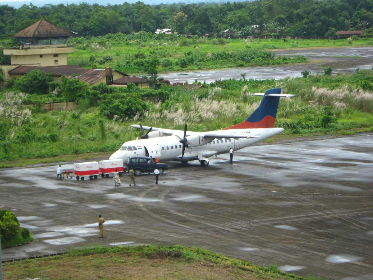 airports in assam, lilabari airport