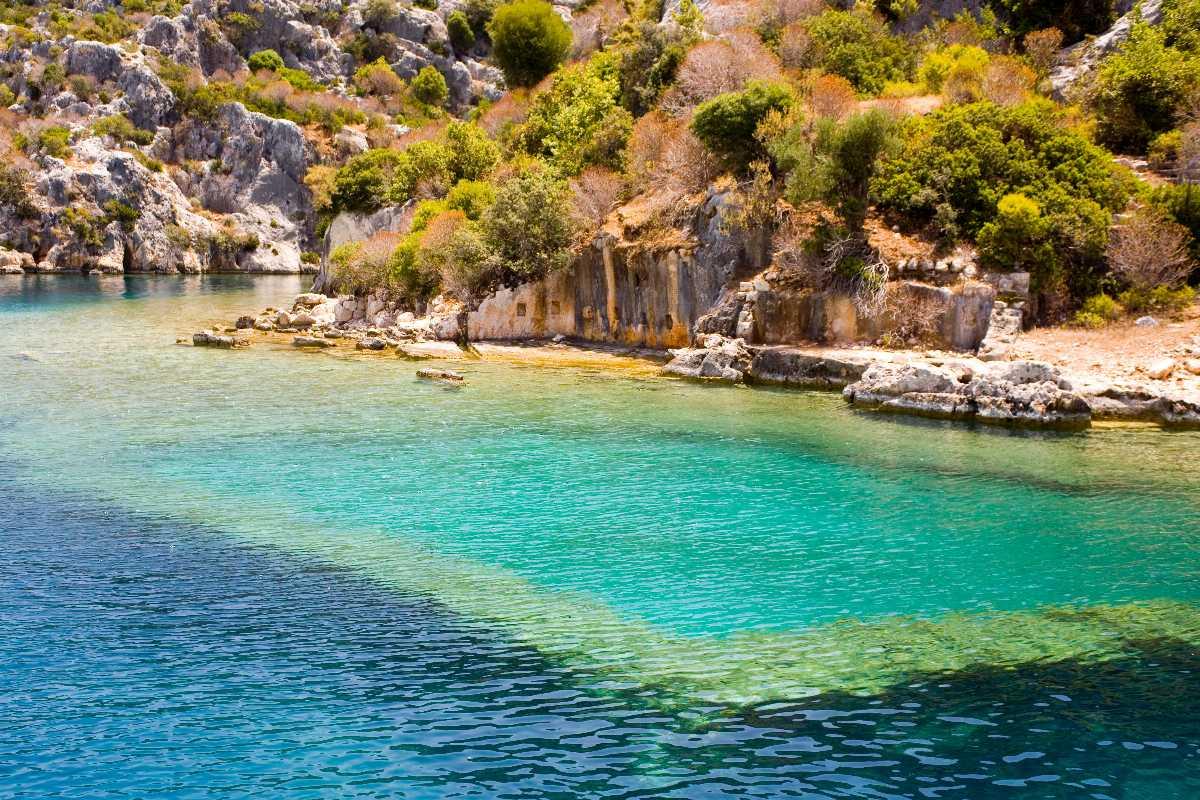 Kekova Island