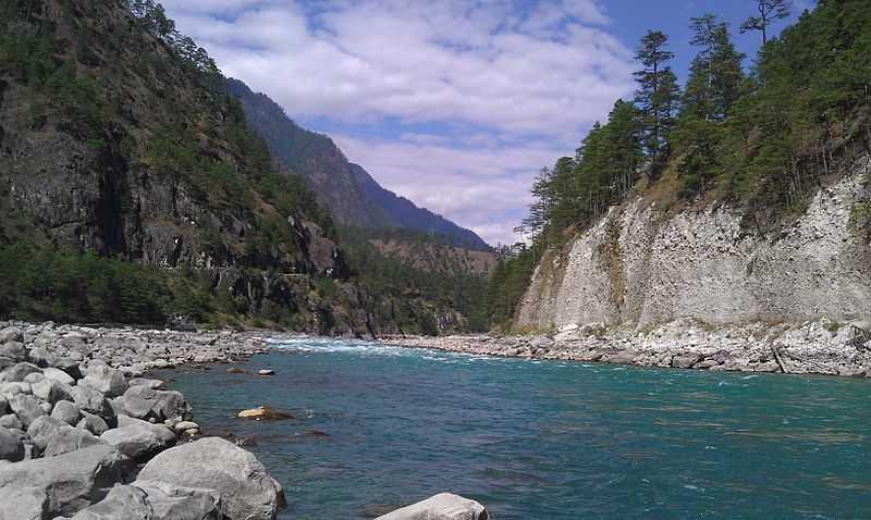 lohit river, River Rafting Spots in India