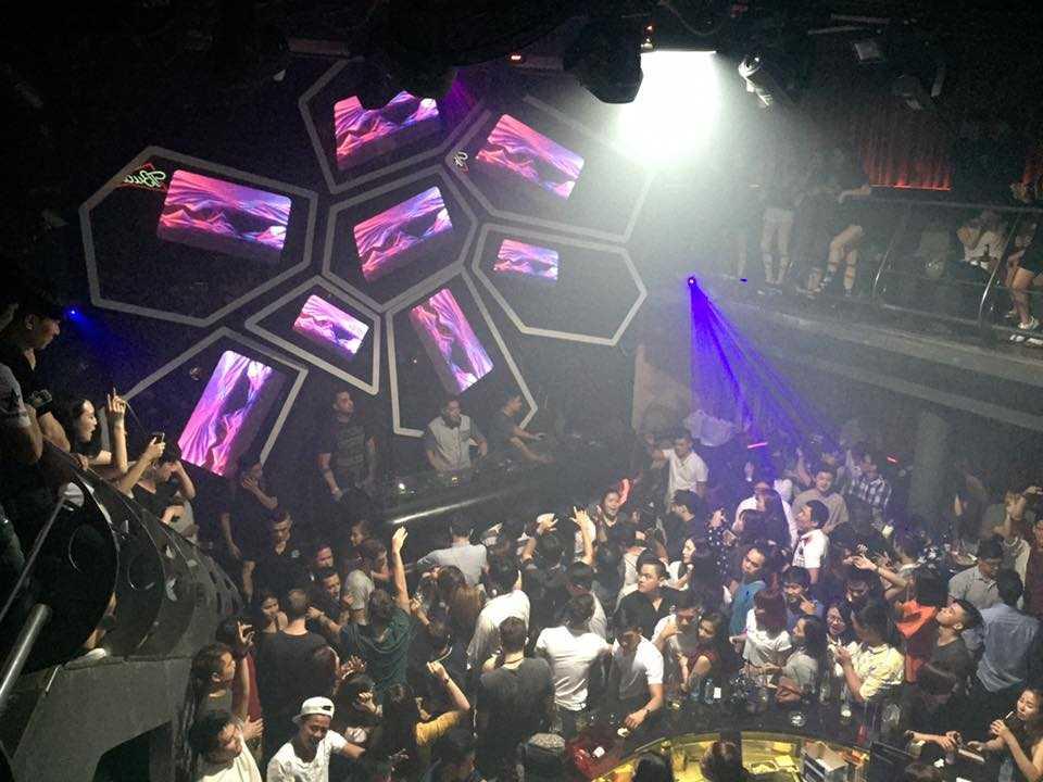 Lush Nightclub, Nightlife in Ho Chi Minh District 1