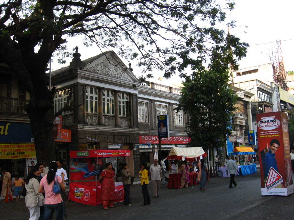 MG Road Pune