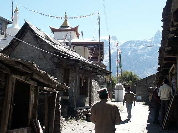 A Street in Kalpa