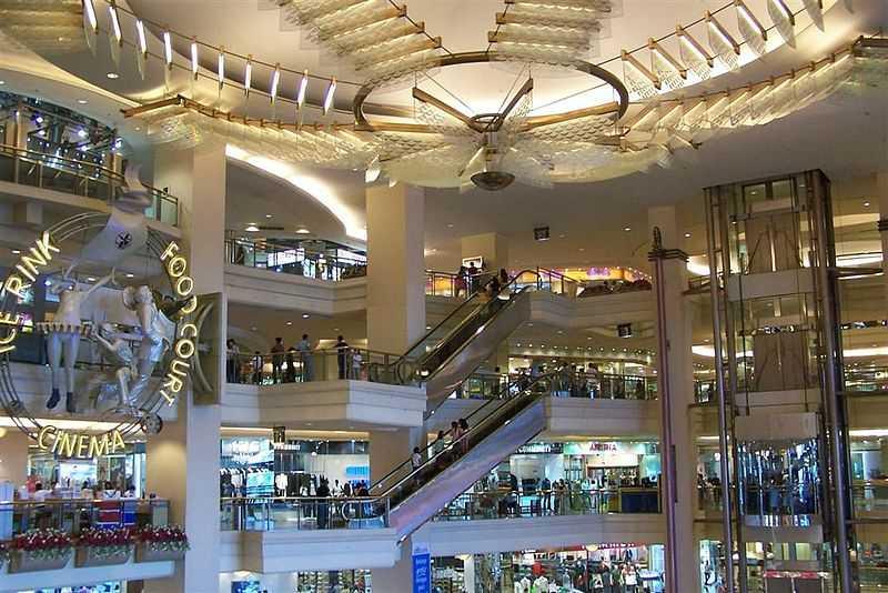 Mal Taman Anggrek, Malls in Jakarta