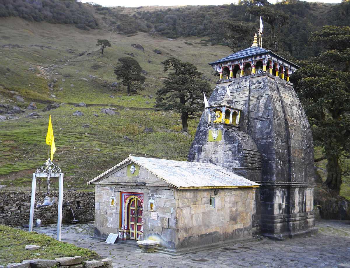 panch kedar, madhyamaheshwar
