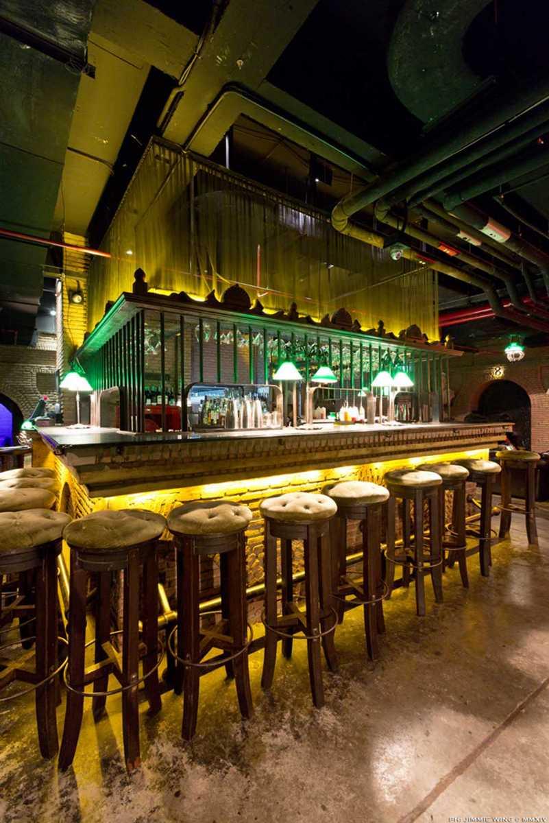 Maggie Choo's Bar, Bangkok