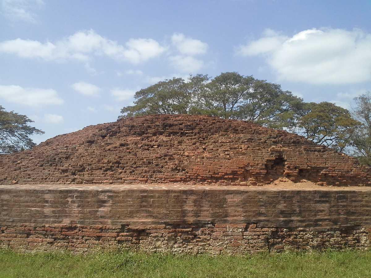 Buddhist Stupa, Bhattiprolu