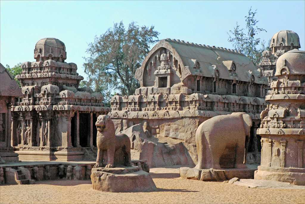 Mahabalipuram, best places to visit in south india
