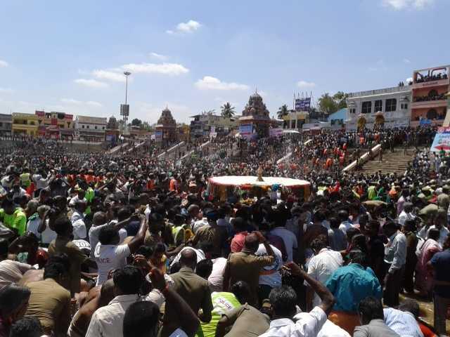 Mahamaham Festival of South India