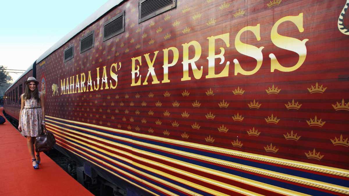 Maharajas Express, Palace on Wheels