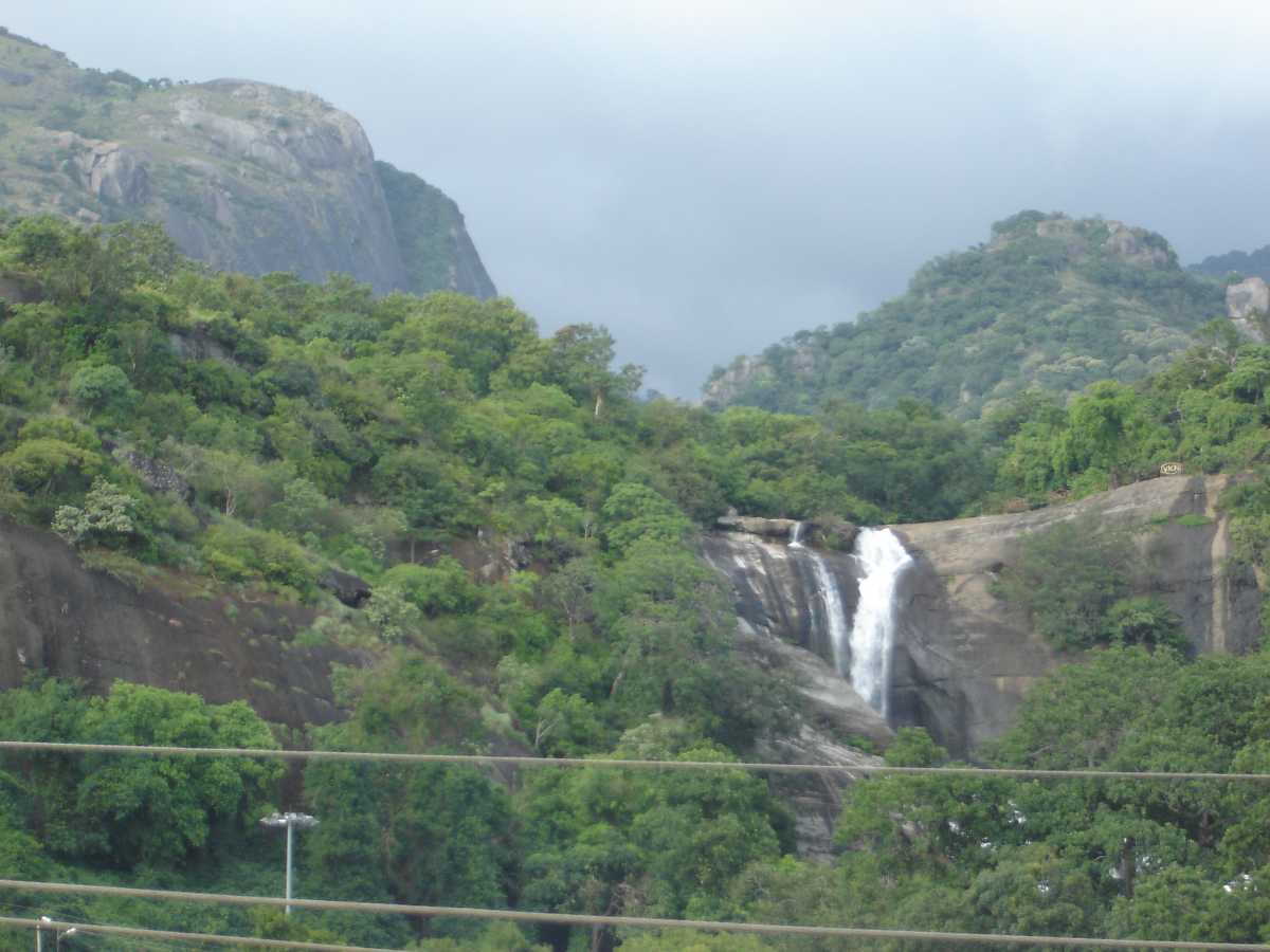 View of Falls from Thalavai House