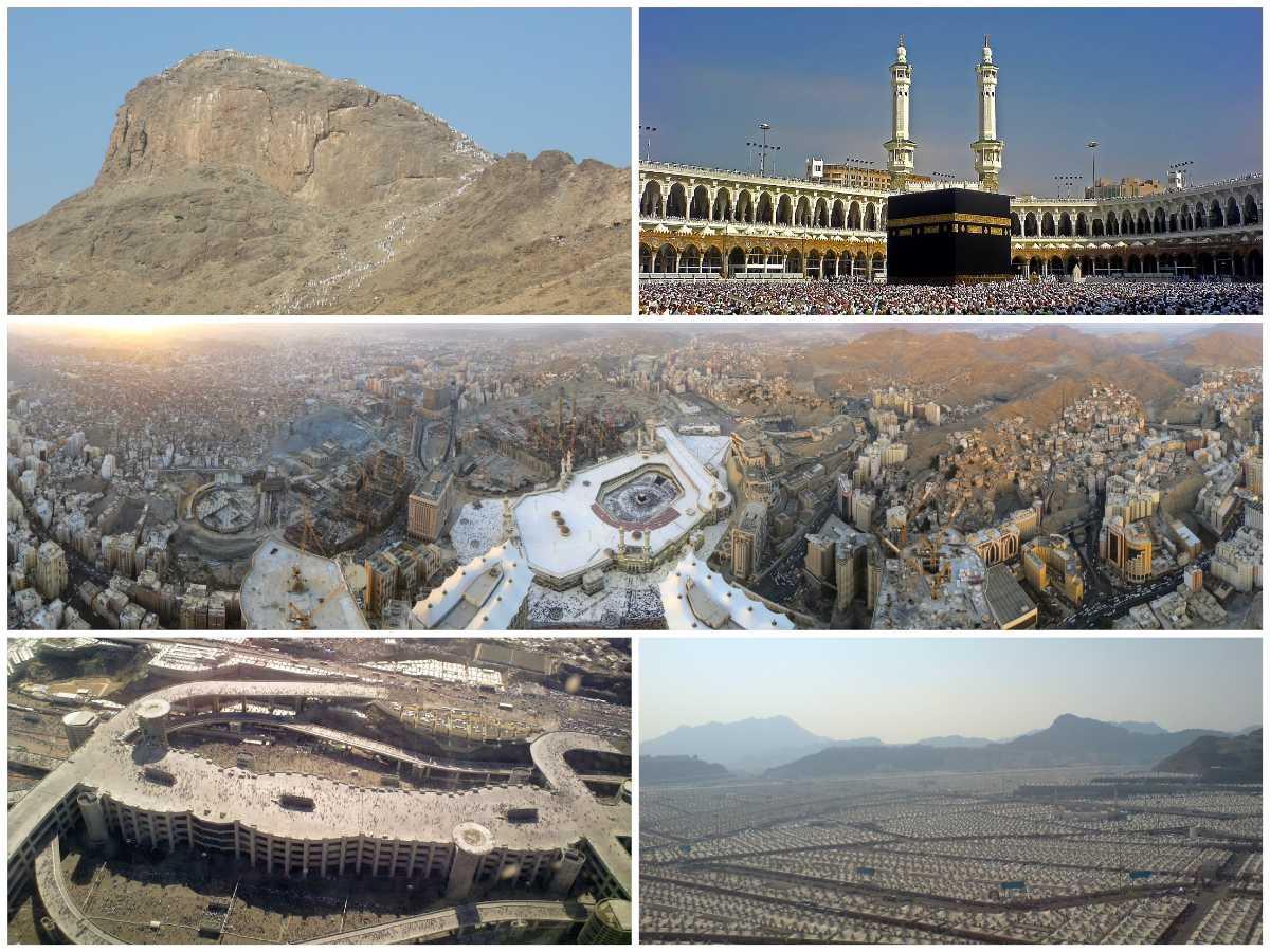 Jabal al Noor, Kaaba