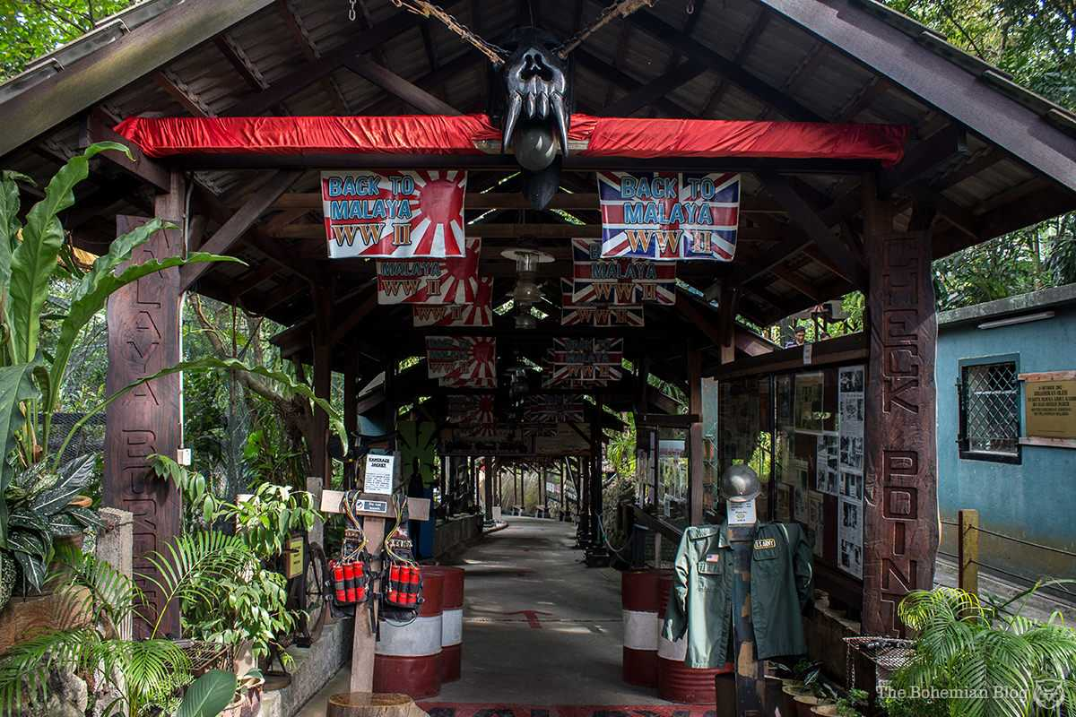 Penang War Museum, most Haunted places in the world
