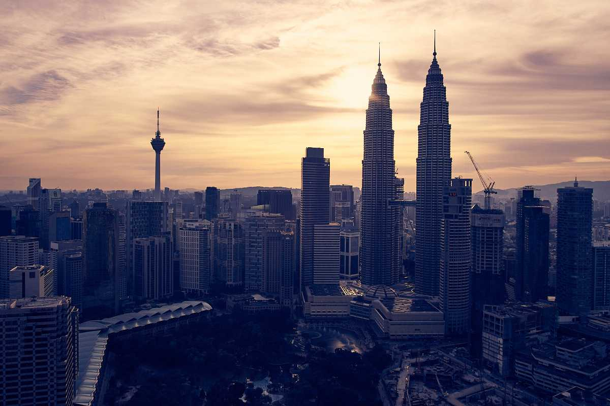 Malaysia, cheapest countries to visit from India