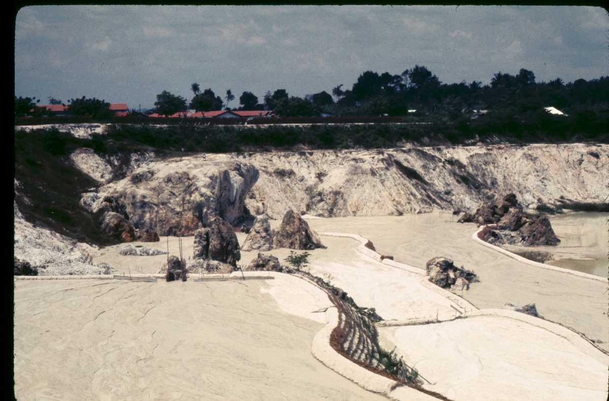 Tin Mining in Malaysia