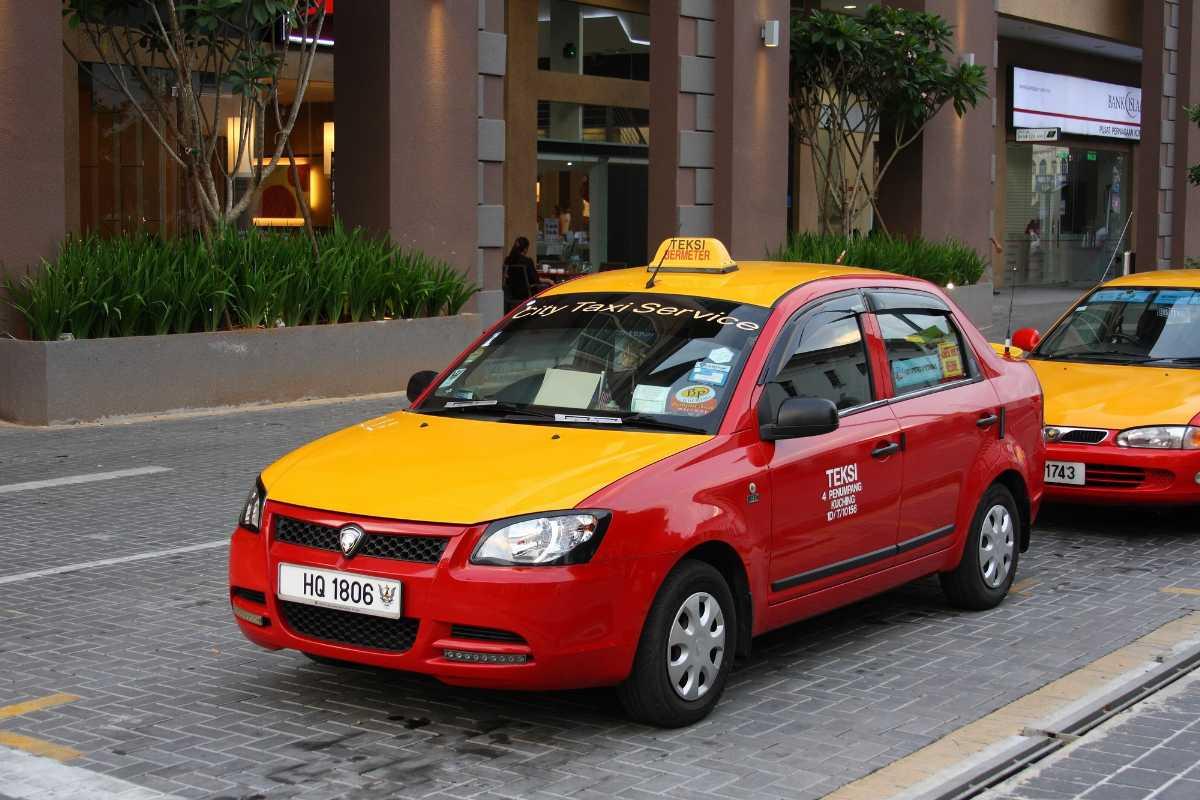Malaysia Taxi
