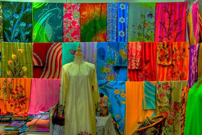 Malaysian clothing