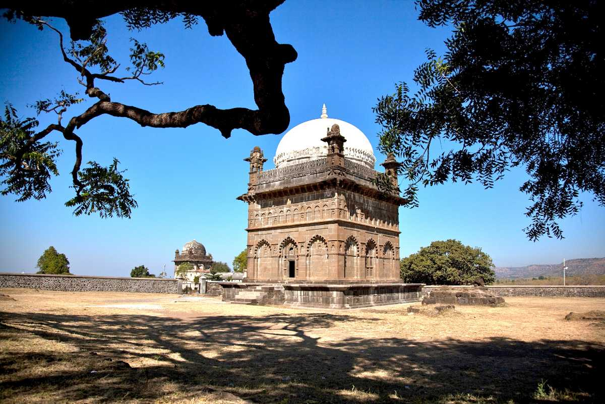 Tomb of Malik Ambar, Khuldabad