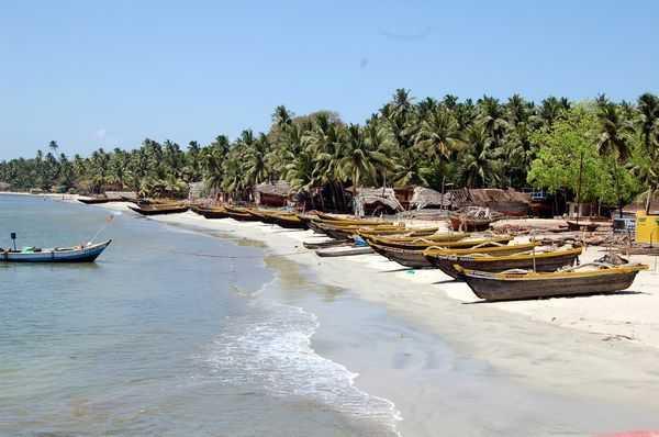 Malvan beach