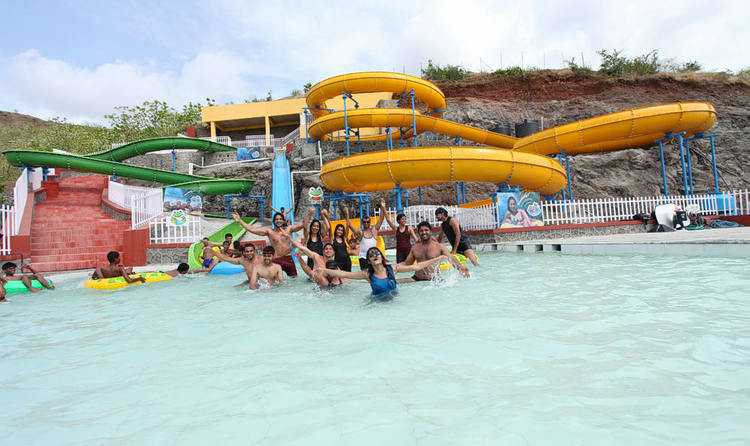Manali Water Park Pune,  Water parks in Pune