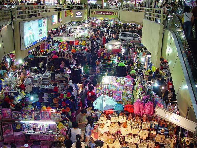 Mangga Dua Mall, Shopping in Jakarta
